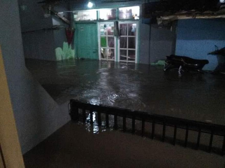 Tindakan sebelum dan sesudah banjir